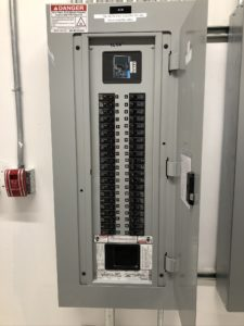 Electric Panel upgraded by Fastwire Electric